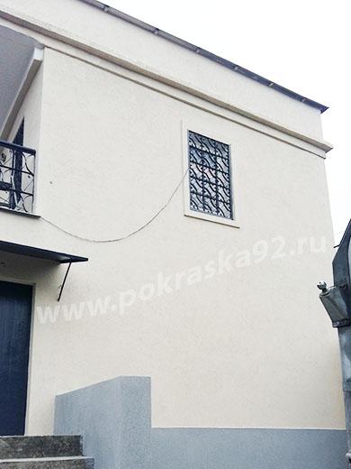 Покраска стен краскопультом Севастополь