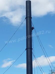 Покраска дымовых труб в Севастополе