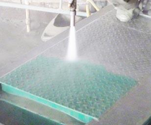 Гидроабразивная очистка в Севастополе