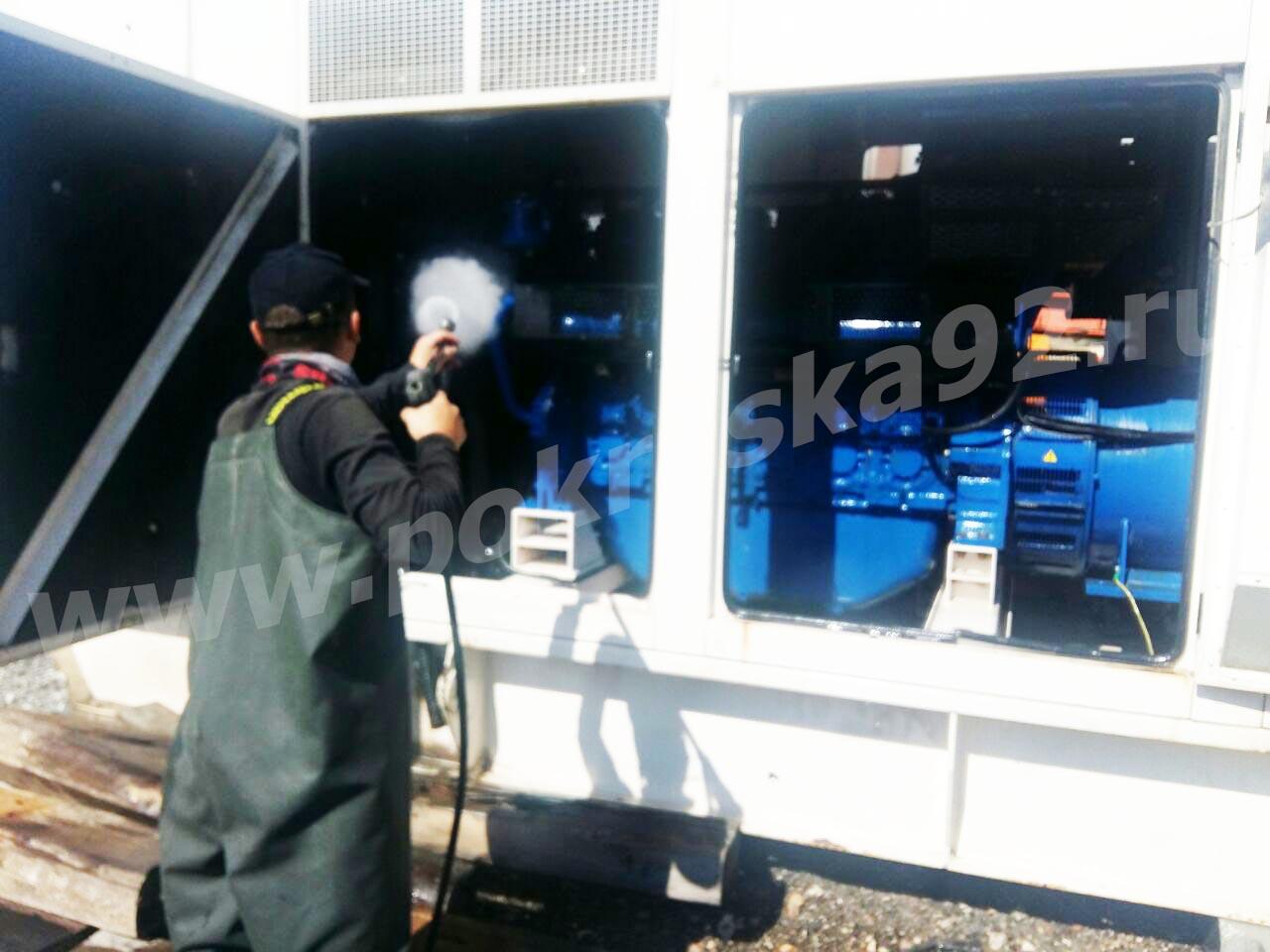 Помывка высоким давлением 500 бар в Севастополе