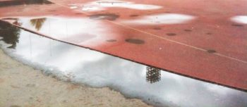 Демонтаж покрытия из резиновой крошки, каучукового в Севастополе и Крыму