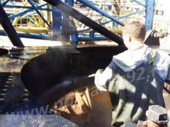 Очистка металла перед покраской в Севастополе